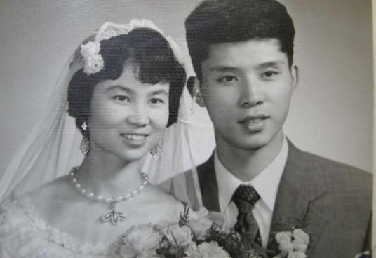 80年代-回顾20世纪结婚照大全